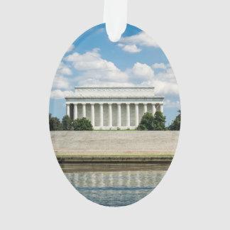 リンカーン記念館 オーナメント
