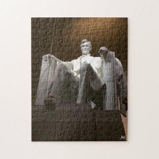 リンカーン記念館 ジグソーパズル