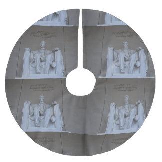 リンカーン記念館 ブラッシュドポリエステルツリースカート