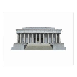 リンカーン記念館: Washington D.C. ポストカード