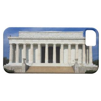 リンカーン記念館Washington D.C.の東側 iPhone SE/5/5s ケース