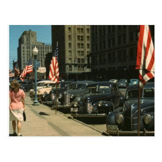 リンカーン1942年 ポストカード
