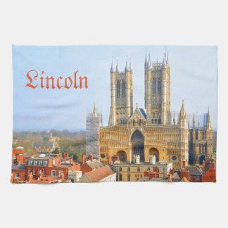 リンカーン、イギリス キッチンタオル