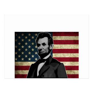 リンカーン ポストカード