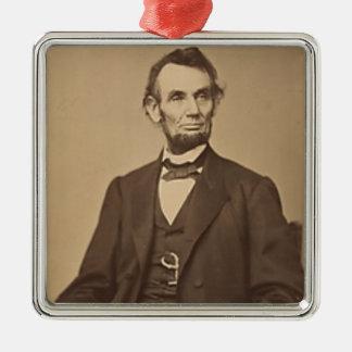 リンカーン メタルオーナメント
