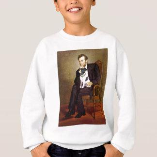 リンカーン-滑らかなフォックステリア犬1 スウェットシャツ