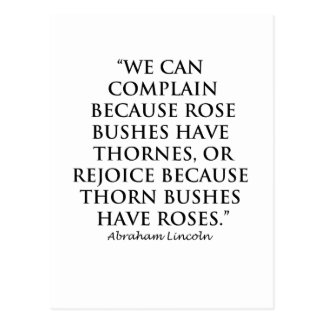 リンカーン: Thornesおよびバラ(ゆとり) ポストカード