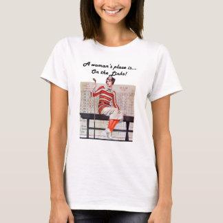 リンクの女性 Tシャツ