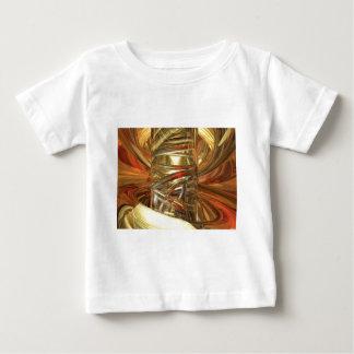 リングのシリンダー ベビーTシャツ
