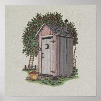 リンゴ園の離れ家 ポスター