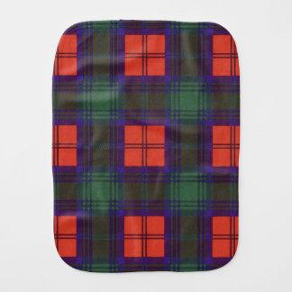 リンジーの一族の格子縞のスコットランド人のタータンチェック バープクロス