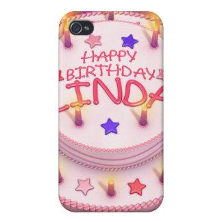 リンダのお誕生日ケーキ iPhone 4/4S CASE