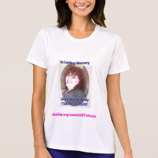 リンダの丈夫な記念物 Tシャツ