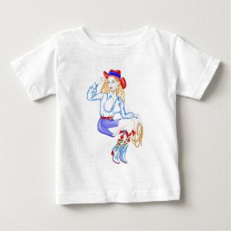 リンダフローレス島 ベビーTシャツ