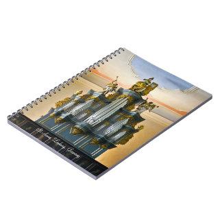 リンブルフの管器官 ノートブック