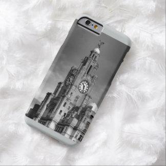 リヴァプールのレバー建物 BARELY THERE iPhone 6 ケース