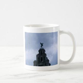 リヴァプールのレバー鳥 コーヒーマグカップ