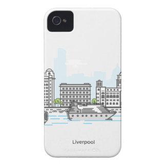 リヴァプールの水辺地帯 Case-Mate iPhone 4 ケース