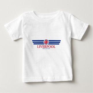リヴァプール ベビーTシャツ