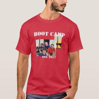 リーの基礎訓練キャンプDC Tシャツ