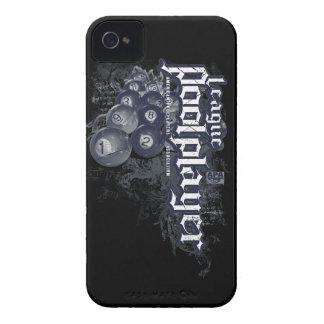 リーグプールプレーヤー Case-Mate iPhone 4 ケース