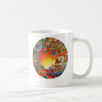 リースのマグ コーヒーマグカップ