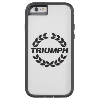 リースの勝利のロゴ TOUGH XTREME iPhone 6 ケース