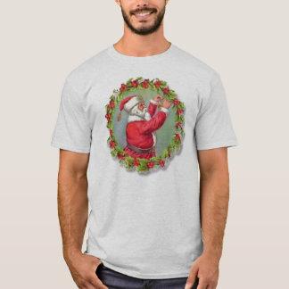リースのTシャツのヴィンテージサンタクロース Tシャツ