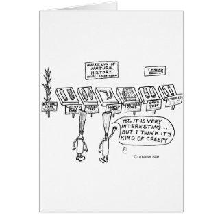 リード自然史 カード