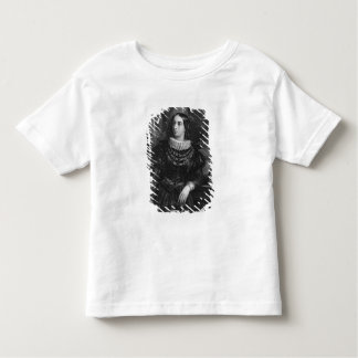 リーリアのジョルジュ・サンド著「リーリア」からのイラストレーション トドラーTシャツ