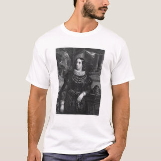 リーリアのジョルジュ・サンド著「リーリア」からのイラストレーション Tシャツ