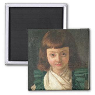ルイのポートレート子供としてXVII、1791年 マグネット