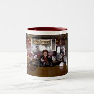 ルイのレイチェル ツートーンマグカップ