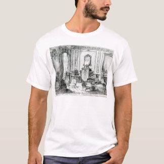 ルイの応接室はスタイルを握ります Tシャツ
