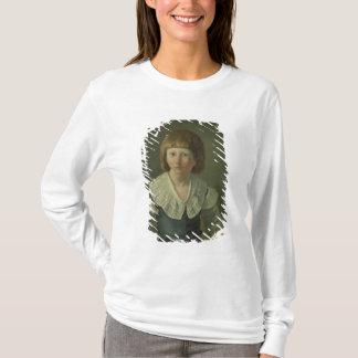 ルイは、寺院で、XVII 1793年8つを老化させました Tシャツ