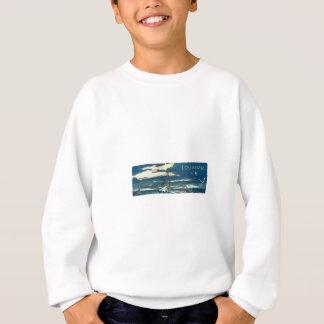 ルイジアナのエビのボート スウェットシャツ