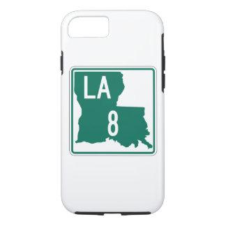 ルイジアナのハイウェー8 iPhone 8/7ケース
