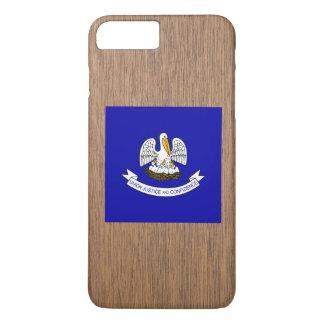 ルイジアナのレトロの旗 iPhone 8 PLUS/7 PLUSケース