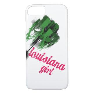 ルイジアナの女の子のiPhoneのBarelyThereの場合 iPhone 8/7ケース