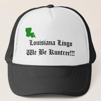 ルイジアナの専門語…私達はKuntree!です!! キャップ