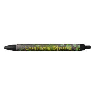 ルイジアナの強いペン 黒ボールペン