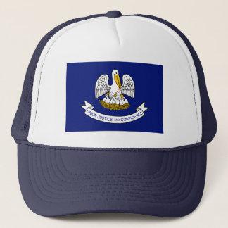 ルイジアナの旗の帽子 キャップ