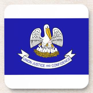 ルイジアナの旗 コースター