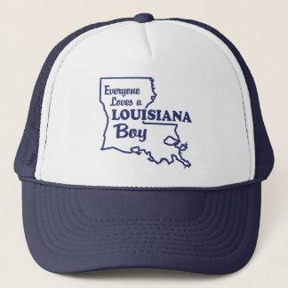 ルイジアナの男の子 キャップ