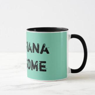 ルイジアナの素晴らしい引用文のコーヒー・マグ マグカップ