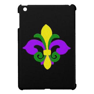 ルイジアナの(紋章の)フラ・ダ・リ(謝肉祭) .jpg iPad miniカバー