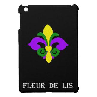 ルイジアナの(紋章の)フラ・ダ・リ(謝肉祭) .jpg iPad mini カバー