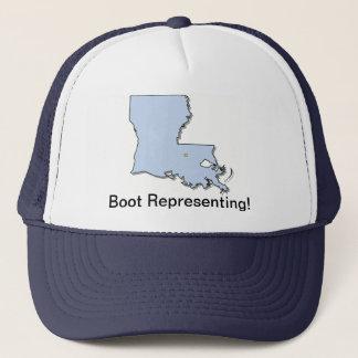 ルイジアナを表して下さい キャップ