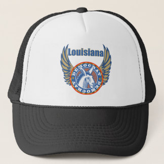 ルイジアナ民主党員のパーティーの帽子 キャップ