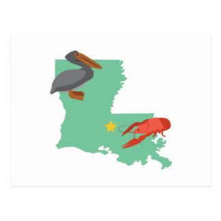 ルイジアナ ポストカード